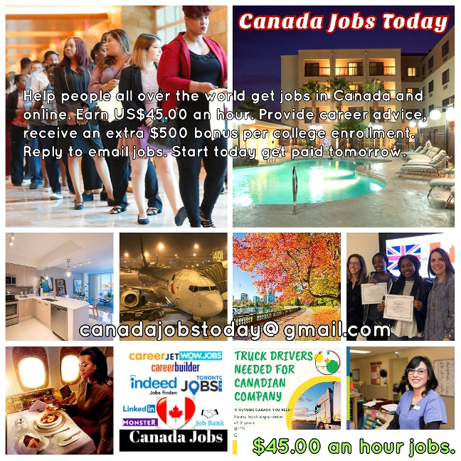 Montego Bay Kingston Remote Work From Home Jobs In Jamaica Ja 2 200 An Hour Caregiver Nanny Jobs In Canada